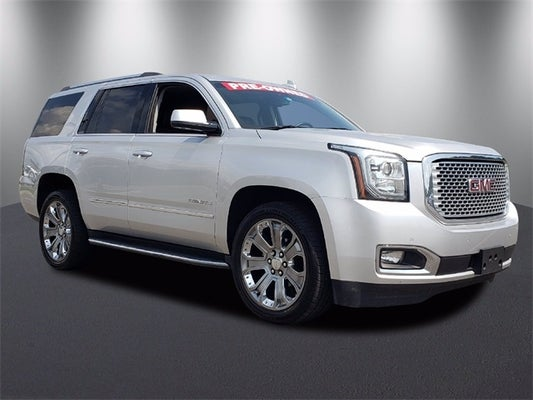 2016 Gmc Yukon Denali In Jacksonville Ar Little Rock Gmc Yukon